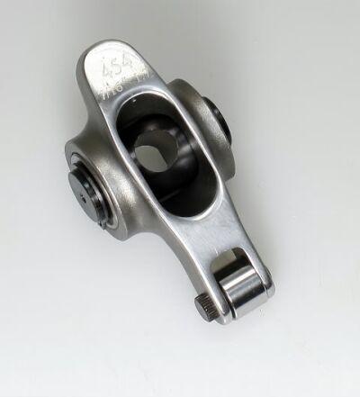SBC CHEVY SHORT SATIN ALUMINUM WATER PUMP HC-8011-S